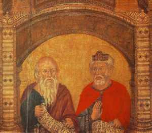 Wikioo.org - The Encyclopedia of Fine Arts - Artist, Painter  Cimabue