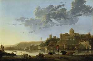 The Valkhof at Nijmegen