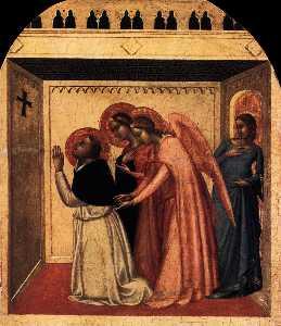 il tentazione di san Tommaso  Aquino