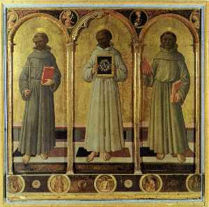 Three Franciscan Saints
