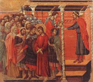 Pilato si lava le mani