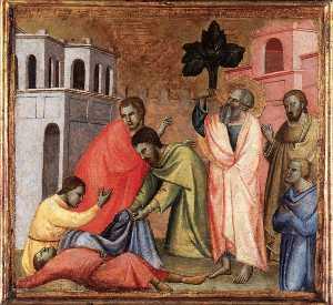 san giovanni evangelista Bere da the poisoned Coppa