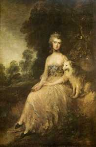 Mrs. Mary Robinson (''Perdita'')