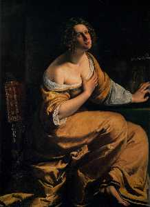 The Penitent Mary Magdalen