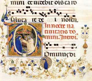 Gradual 1 for San Michele a Murano (Folio 32)