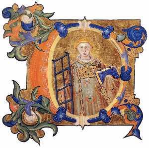 Gradual from Santa Maria degli Angeli (Folio 134)