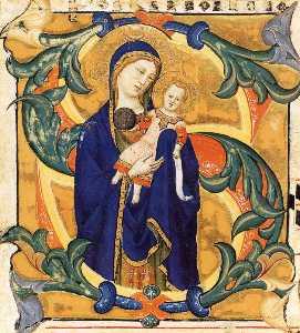 Gradual from Santa Maria degli Angeli (Folio 137)