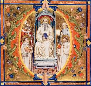 Gradual from Santa Maria degli Angeli (Folio 90)