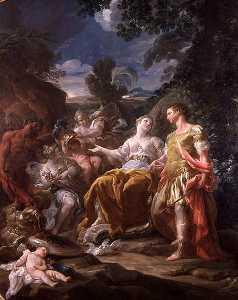Venus Presenting Arms to Aeneas