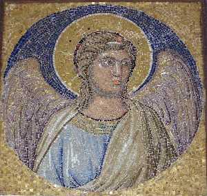Navicella ( mosaico frammento )