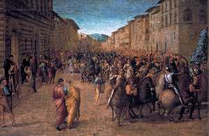 Entry of Charles VIII into Florence