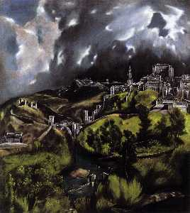 A View of Toledo