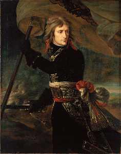 Bonaparte on the Bridge at Arcole