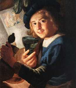 Young Drinker