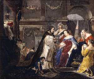 Commemoration of King Mausolus by Queen Artemisia