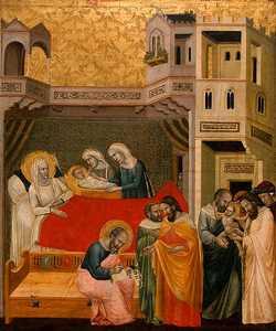 Master Of The Life Of Saint John The Baptist