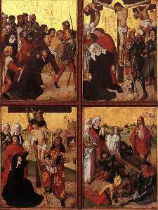 Master Of The Lyversberg Passion