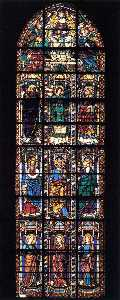 Choir chapel window