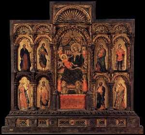 Polyptych of Santa Maria della Celestia