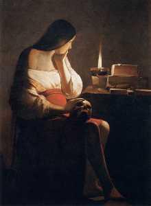 Magdalen of Night Light