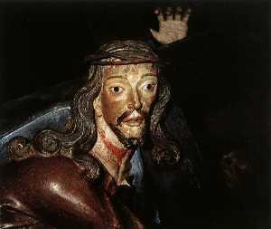 Christ Carrying the Cross - Antonio Francisco Lisboa