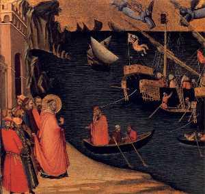 Wikioo.org - The Encyclopedia of Fine Arts - Artist, Painter  Ambrogio Lorenzetti