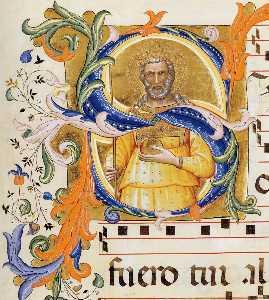 Antiphonary (Cod. Cor. 1, folio 63)
