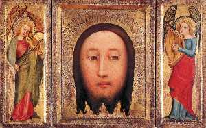 Triptych: The Holy Visage of Christ