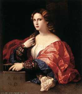 Portrait of a Woman (La Bella)