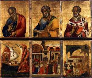 Altarpiece (detail)