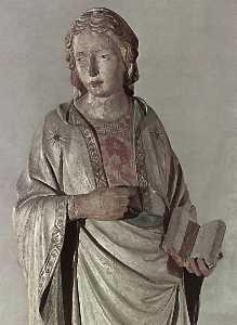 Virgin Annunciate (detail)