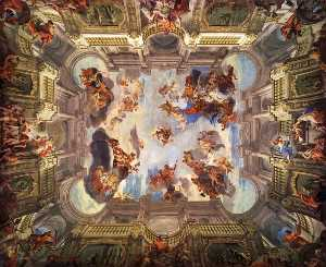 Deeds of Hercules and his Apotheosis