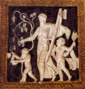 Wikioo.org - The Encyclopedia of Fine Arts - Artist, Painter  Francesco Primaticcio
