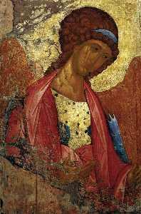 Deesis Range: The Archangel Michael
