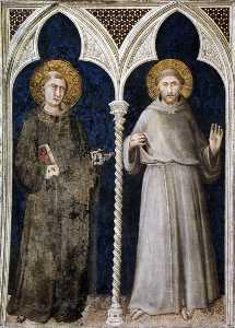 Sant Antonio da Padova e San Francesco