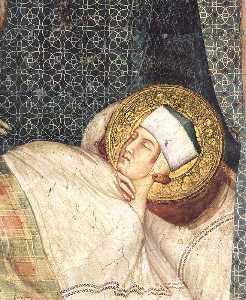 il sogno di  Cattedrale di St  Balestruccio  particolare