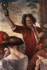 A Merry Party (detail)
