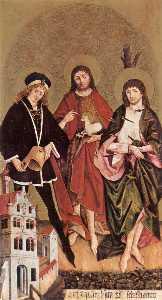 Wikioo.org - The Encyclopedia of Fine Arts - Artist, Painter  Hans Ii Strigel