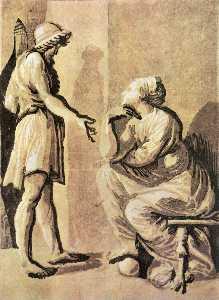 Wikioo.org - The Encyclopedia of Fine Arts - Artist, Painter  Ugo Da Carpi
