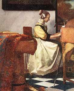 The Concert (detail)