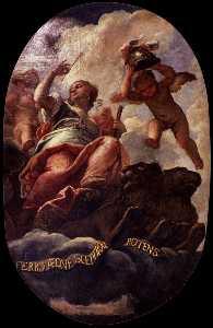 Wikioo.org - The Encyclopedia of Fine Arts - Artist, Painter  Nicolò Bambini