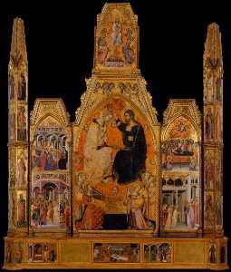 Wikioo.org - The Encyclopedia of Fine Arts - Artist, Painter  Bartolo Di Fredi