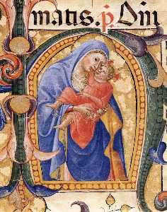 Antiphonary (Cod. B, folio 148)