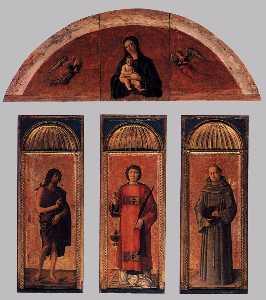 Wikioo.org - The Encyclopedia of Fine Arts - Artist, Painter  Jacopo Bellini