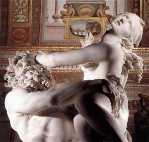 The Rape of Proserpina (detail)