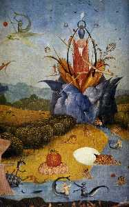 Triptych of Garden of Earthly Delights (detail) (23)