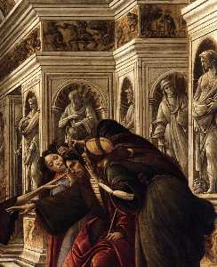 Calumny of Apelles (detail) (8)