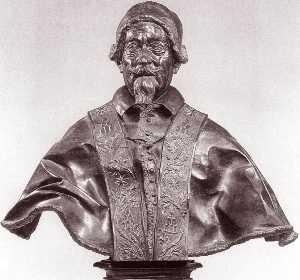 Bust of Alexander VII