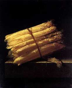 Still-Life with Asparagus