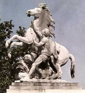 Horse Tamer from Marly-le-Roi